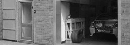 Active Security Industrial Doors